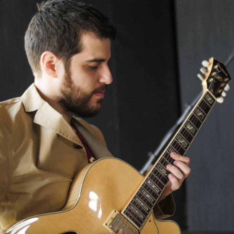 Alex Schrock Trio