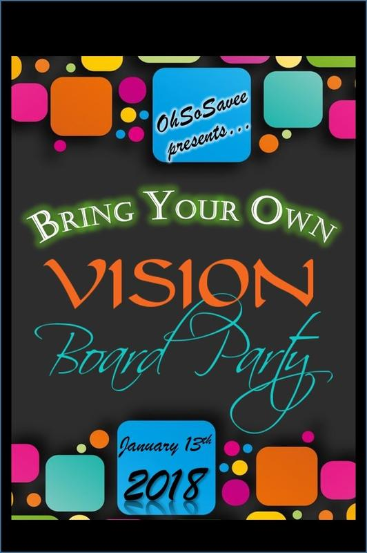 """B.Y.O.V. - """"Bring Your Own Vision"""" Party"""