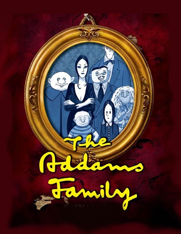 Grades Seven and Eight Musical - The Addams Family