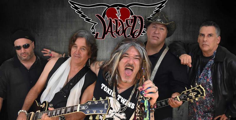 Jaded: Aerosmith Tribute