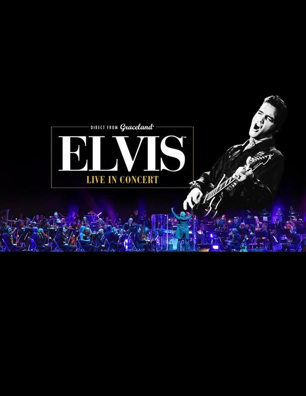 Elvis Big Screen Tour