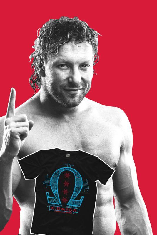 Kenny Omega at Pro Wrestling Tees