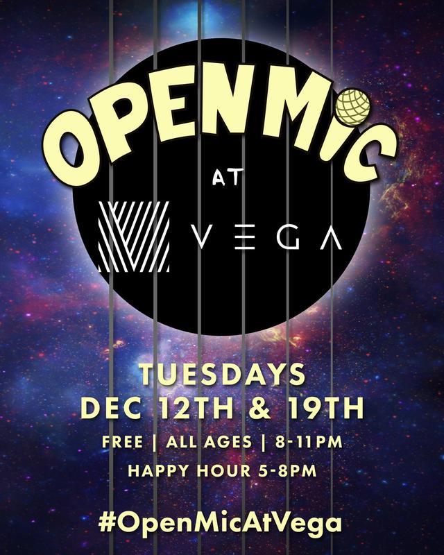 Open Mic at Vega