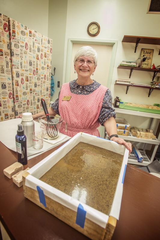 Ozark Folk School Soap Making Class