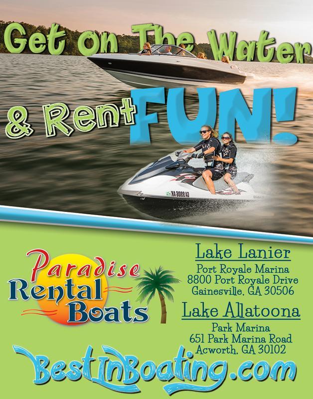 Paradise Rental Boats Tickets