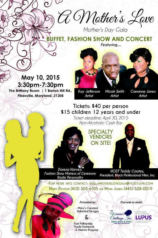 A Mother's Love Gala
