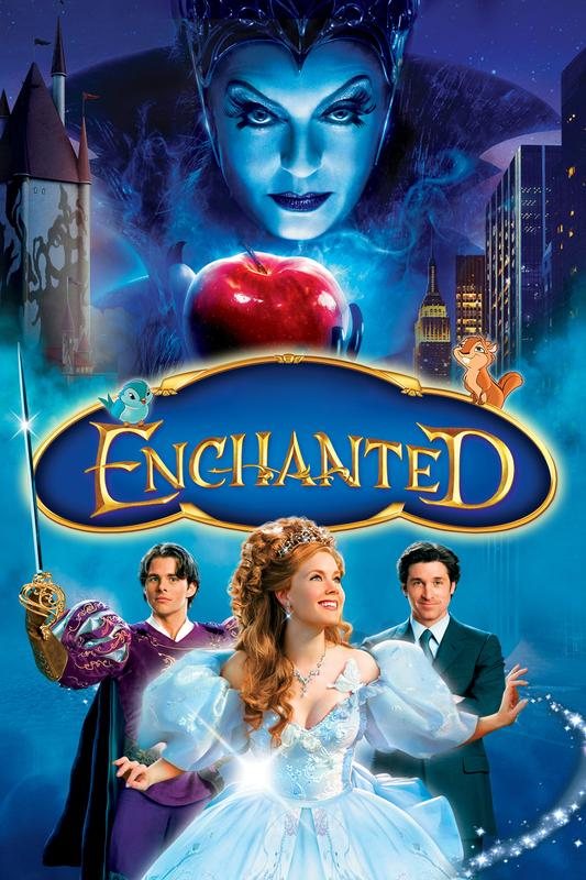 Monday Movie Matinee- Enchanted
