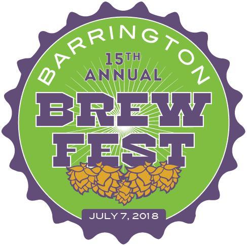 15th Annual Barrington Brew Fest