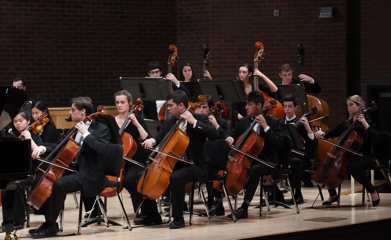 UConn Orchestra: Don Pasquale