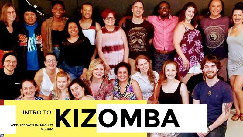 Introduction to Kizomba - NEW LOCATION