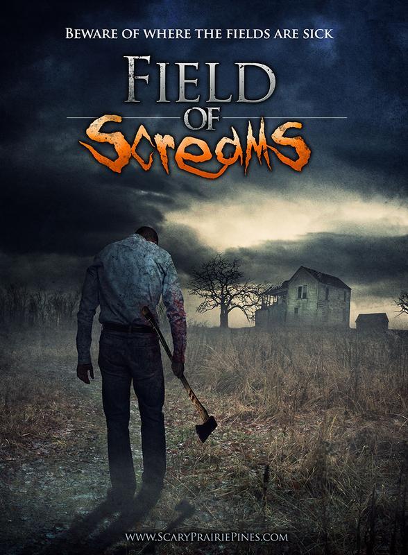 Field of Screams 2014 TIMED TICKETS