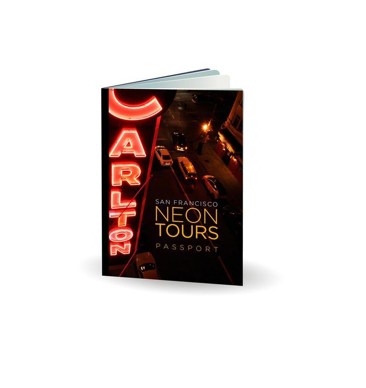 Neon Tours Passport 4/Tour Gift Certificate