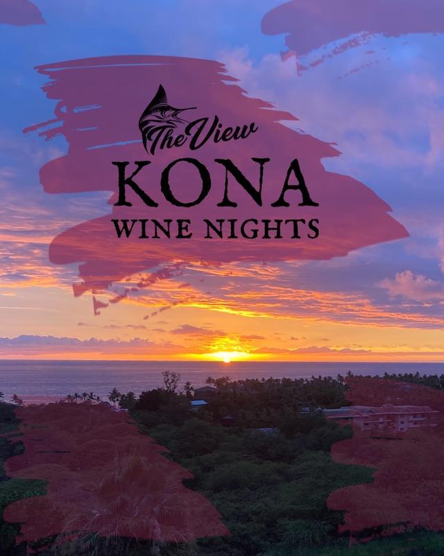 Kona Wine Night #7