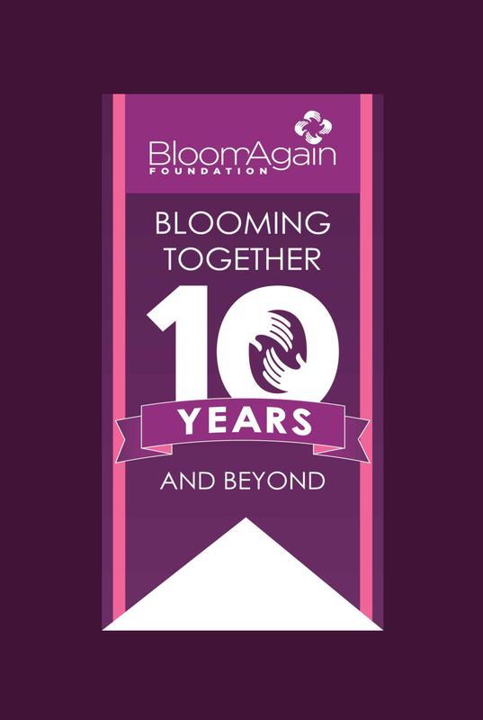 Bloom Again Foundation 10th Anniversary Celebration!