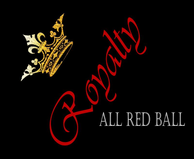 Royalty The All Red Ball