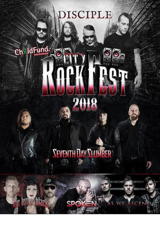 City Rockfest 2018
