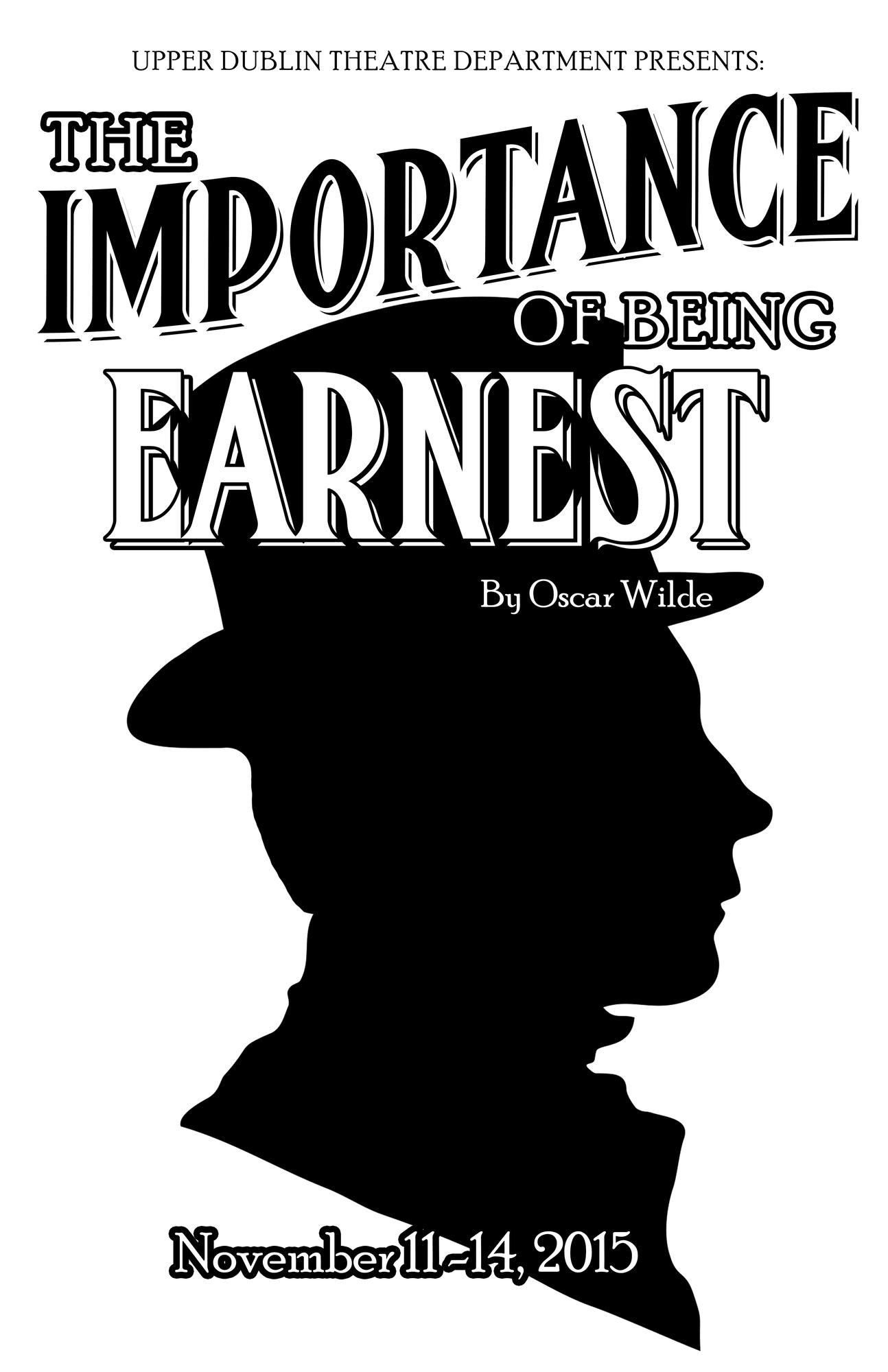 essays on the importance of being earnest by oscar wilde The importance of being earnest the importance of being earnest by oscar wilde in the importance of being earnest, oscar wilde uses word play in reference to the word вђњearnestвђќ throughout his play, wilde focuses on the matter of who is the most sincere or вђњearnestвђќ and who is actually the person whose name is ernest.