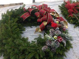 2017 Wreath Making Party - Adult