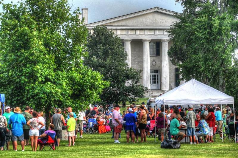 Virginia Cantaloupe Festival