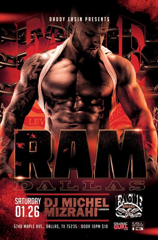 RAM Party - Dallas
