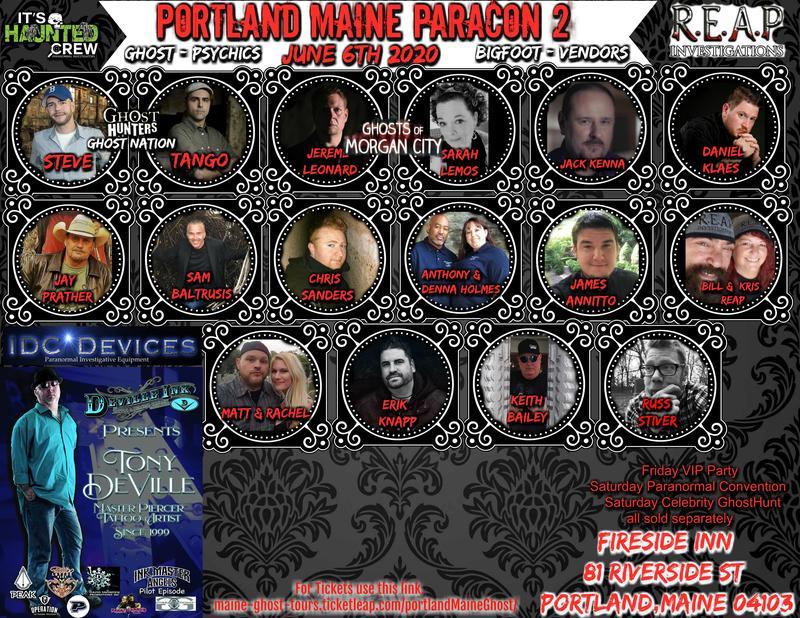 Portland Maine ParaCon 2