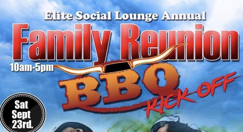 ESL FAMILY REUNION BBQ KICK OFF
