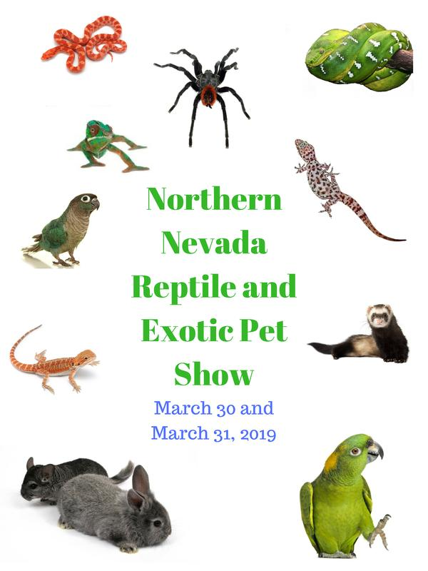 Northern Nevada Reptile and Exotic Pet Show