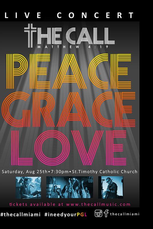 The Call - PeaceGraceLove