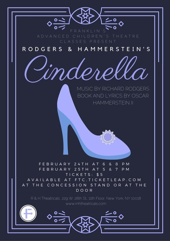 Rodgers & Hammerstein's Cinderella - Term 3