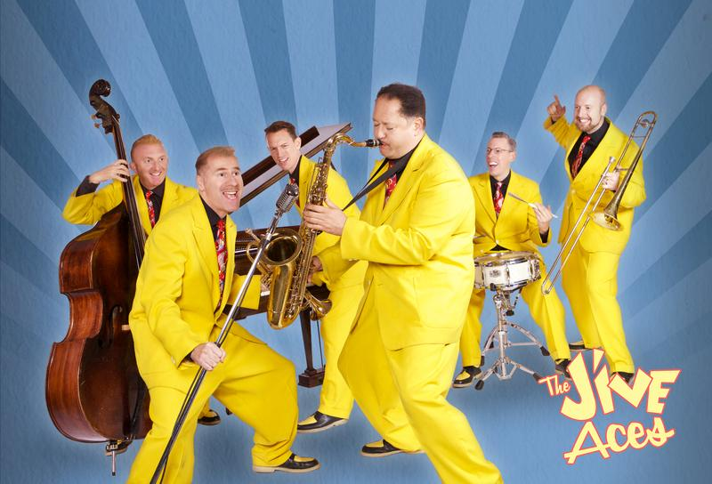 Jive Aces Dance & Show at the Olympia Center Ballroom