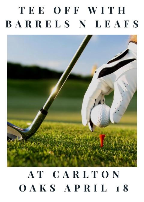Barrels N Leafs Present: Extended Valor Charity Golf Event
