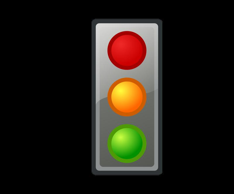 Yes, No, Go Slow - Penthouse Traffic Light Party