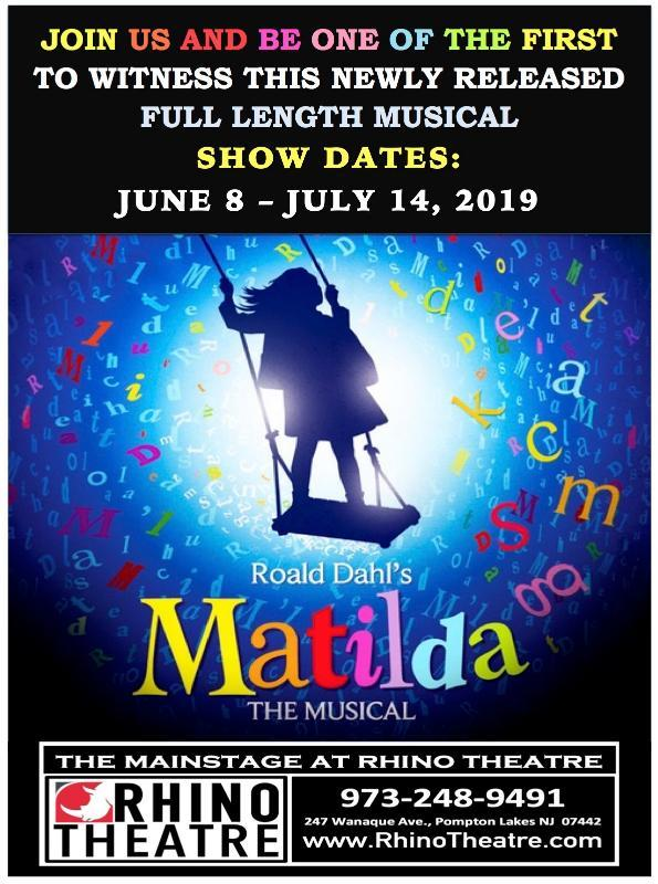 MATILDA THE MUSICAL @ the Mainstage