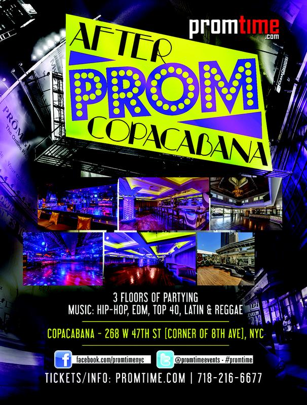 After Prom Copacabana April 28, 2017
