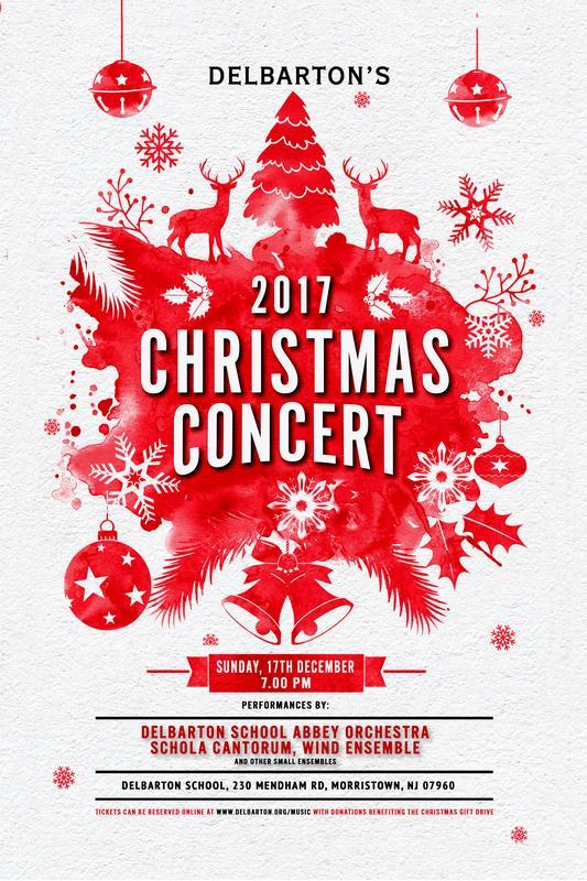 Delbarton Christmas Concert