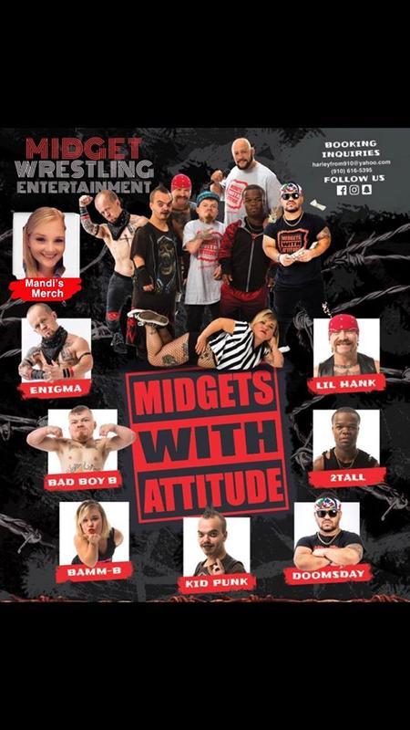 Midgets With Attitude 2020