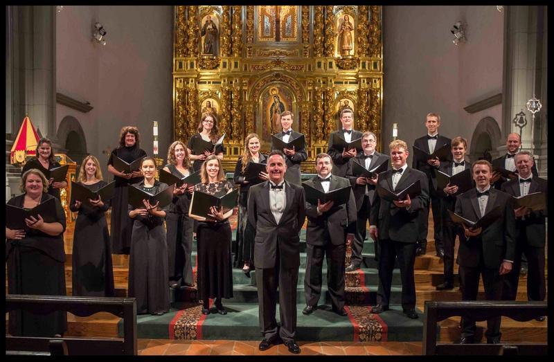 SACRE FRANCE with De Angelis Vocal Ensemble