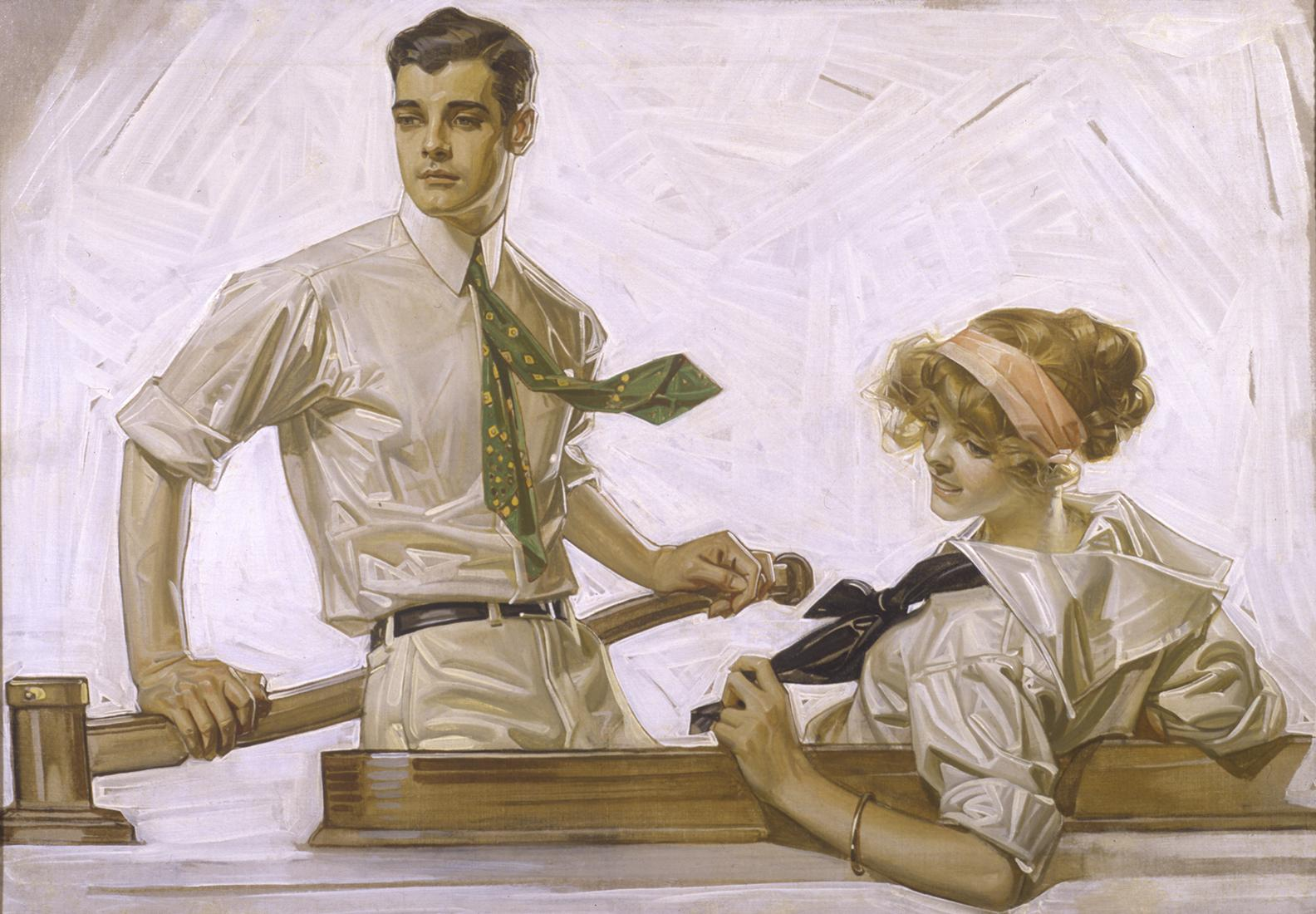 Leyendecker and the Golden Age of American Illustration