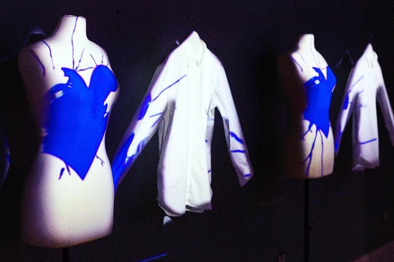 Up Down Art/Fashion Exhibition