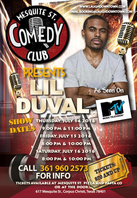 Lil Duval As Seen On MTV