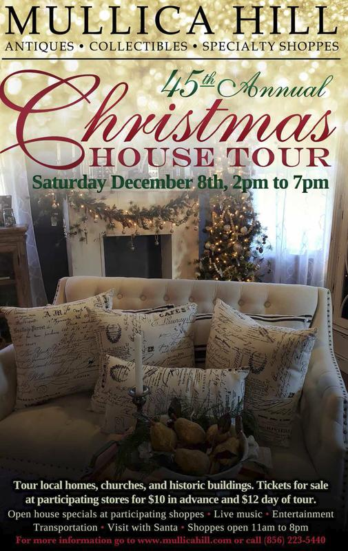 Christmas House Tour 45th Annual