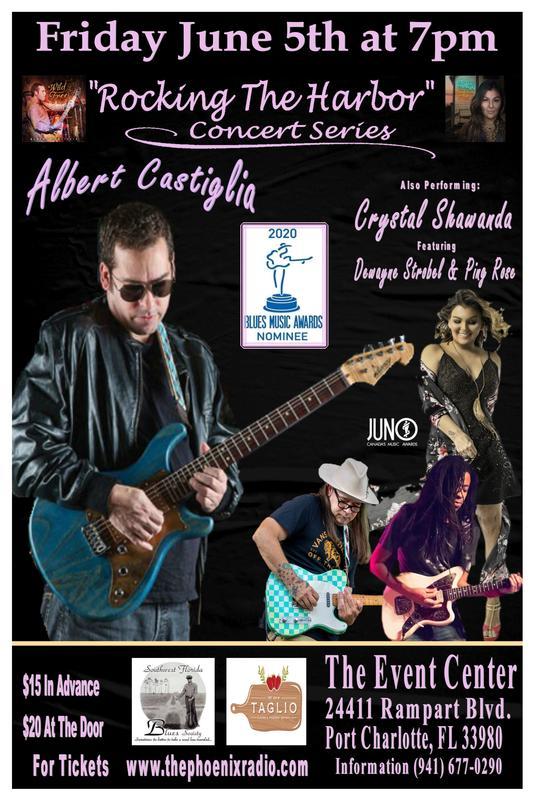 The Albert Castiglia Band