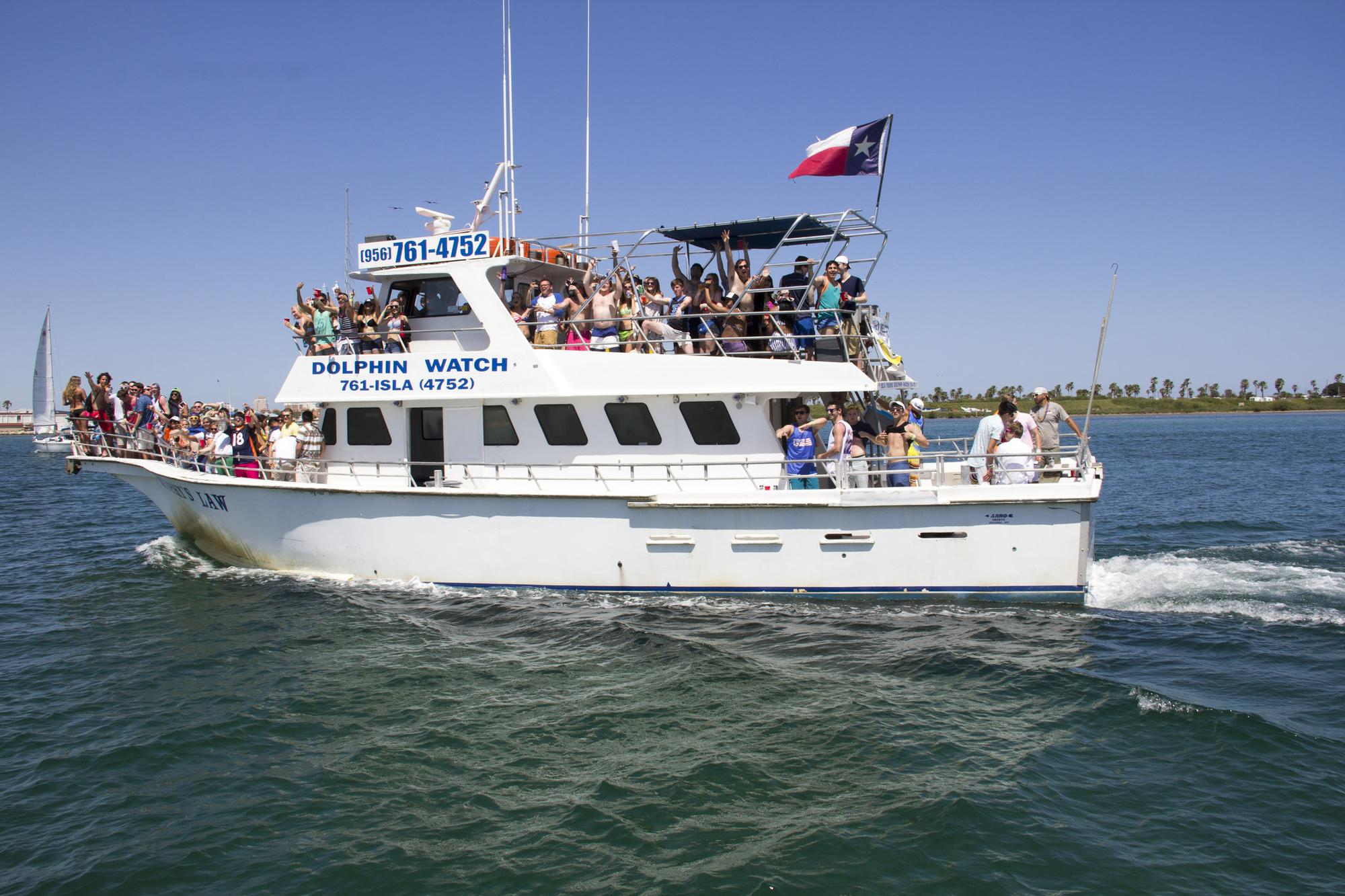 Spring Break Party Yacht Cruises by Inertia Tours ...