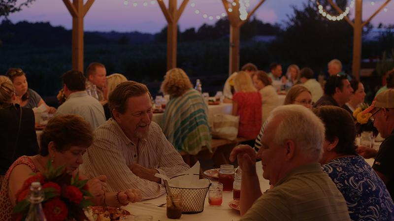 Summer Supper Farm to Table