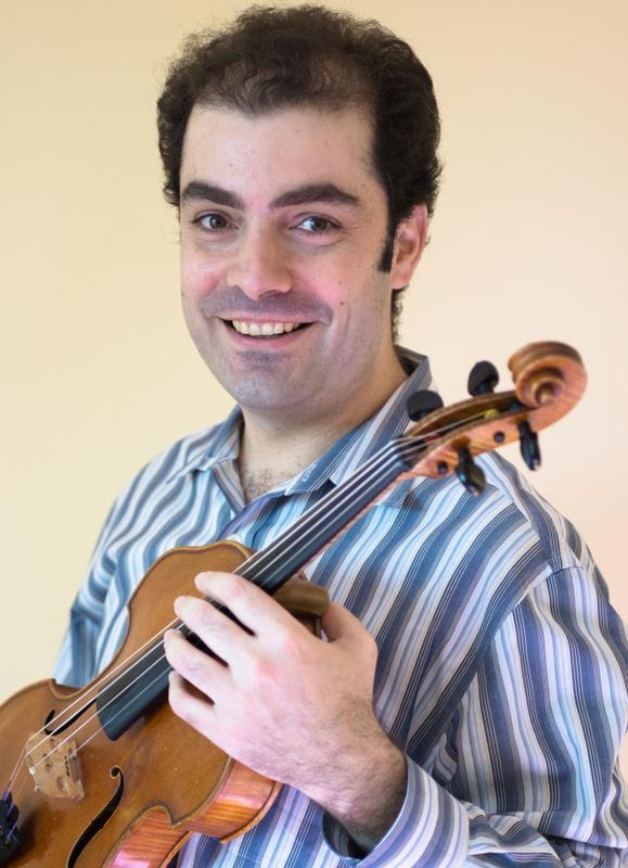 Master Class: Viola Prof. Shmuel Katz