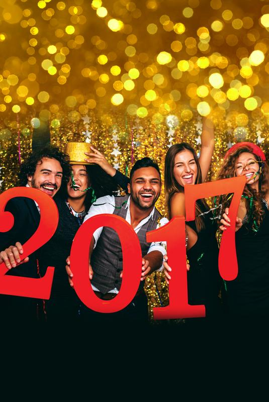 SugarHouse Casino's 2017 New Years Eve Party