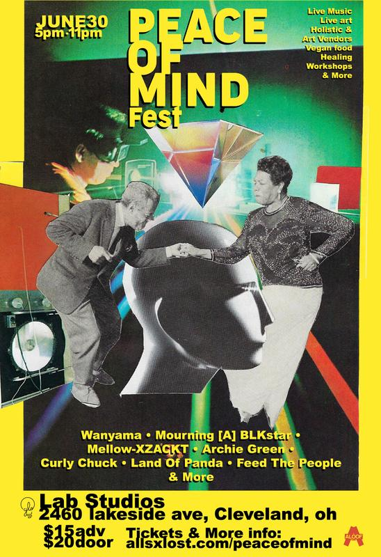 Peace of Mind Fest: Cleveland