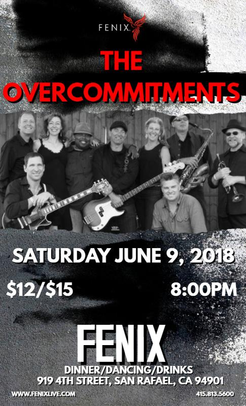 THE OVERCOMMITMENTS