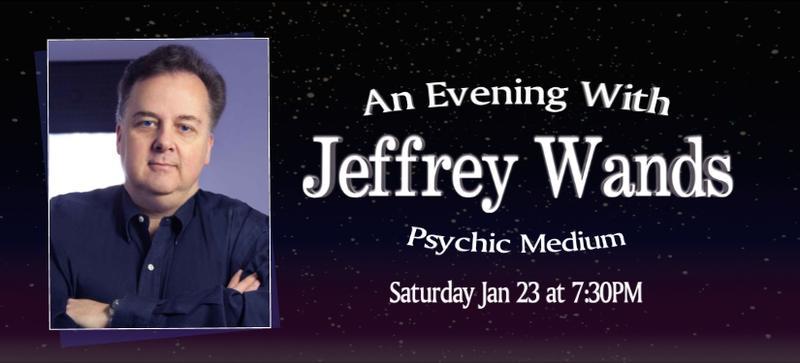 Jeffrey Wands Psychic Medium