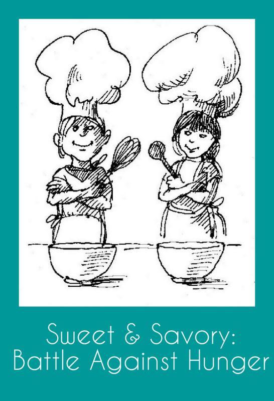 Sweet & Savory: Battle Against Hunger